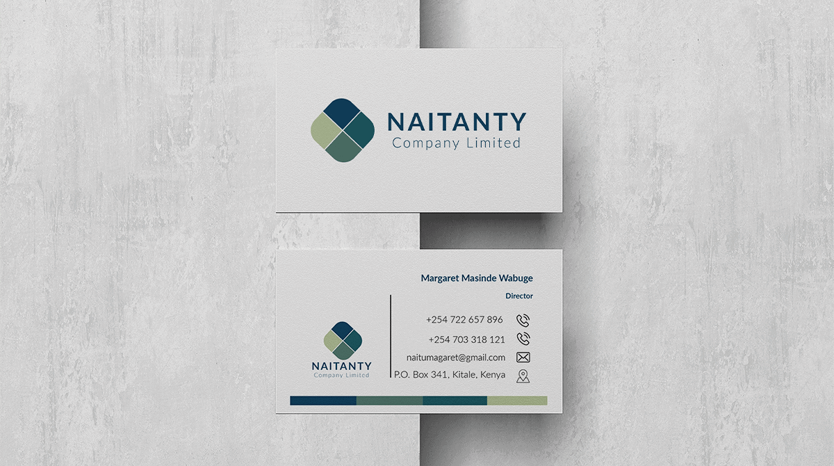 Naitanty Business Cards